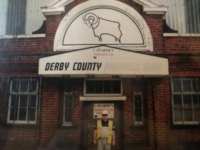Home of Derby County FC